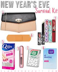new years kits to pack in your new year s survival kit slashed beauty