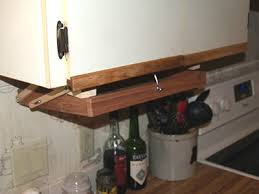 Under Cabinet Cookbook Holder by Clever Woodworking Ideas And More Viewer Videos Woodworking For