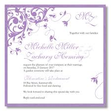 purple invitation template exol gbabogados co