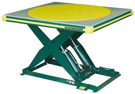 Hydraulic Scissor Lift Table by Southworth Ls Series Hydraulic Scissors Lift Tables