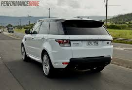 range rover back 2014 range rover sport autobiography v8 review video