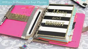 create your own planner template 10 ways to personalize your planner strange charmedstrange the great thing about planners is that there are nearly an endless amount of ways to customize them and add personality to keep you motivated with your