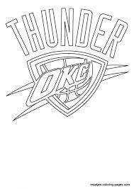 file name oklahoma city thunder nba coloring pages png resolution