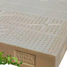 materasso 100 lattice naturale materasso bio lattice naturale singolo 16 medio la casa econaturale