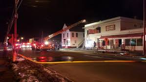 china light bangor maine bangor glass business burns in overnight fire bangor bangor