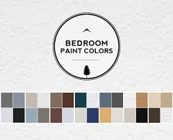 bedroom color ideas paint schemes and palette mood board home