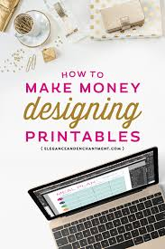 printable art business how to make money designing printables michellehickey design