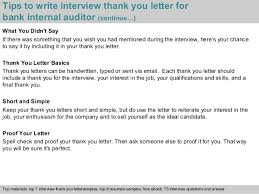 awesome collection of thank you note internal interview sample