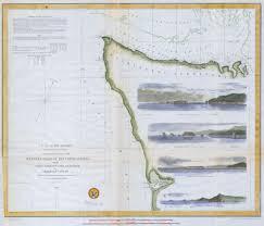 Map Of Washington State Coast by File 1853 U S C S Map Or Chart Of Northwestern Washington State