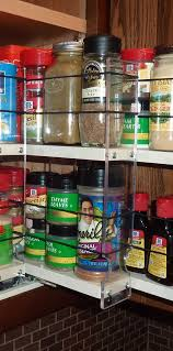spice rack cabinet insert spice organizers for cabinets spice racks for kitchen cabinets