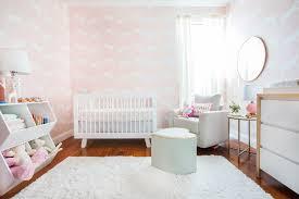 bunny nursery a pink bunny nursery with target emily henderson green wedding
