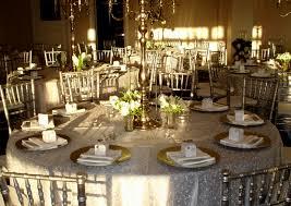 garden wedding table settings wedding party decoration