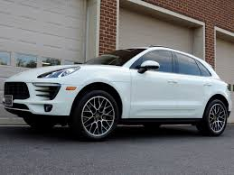 porsche macan 2015 for sale 2015 porsche macan s stock b54455 for sale near edgewater park