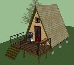 small a frame cabin plans cabins simple solar homesteading