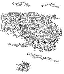 vire cape topography of typography a literary map of cape town judith kevin