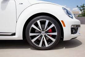 pushing a 2014 volkswagen beetle 2014 vw beetle r line review