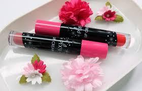 Lipstik Pixy Warna Merah sudah coba lipstick matte dari pixy lip daily