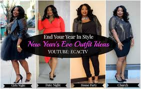 new year u0027s eve 2014 lookbook plus size fashion youtube
