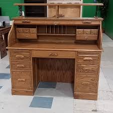 jefferson roll top desk executive rolltop desk morris habitat for humanity restore