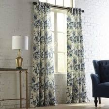 Curtains For A Picture Window Patterned Curtains Window Treatments Window Panels Pier1