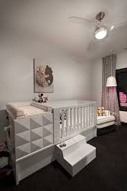Black Crib With Changing Table Changing Tables Black Convertible Crib With Changing Table Black