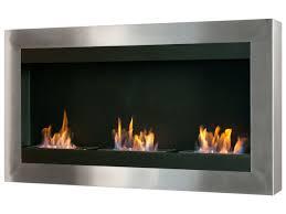 magnum bio ethanol wall mount fireplace