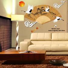 oriental fans wall decor oriental fans wall decor home decorating ideas