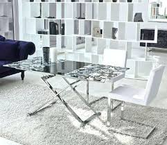 coffee table to dining table adjustable amazing space saving coffee tables that convert into a dining coffee