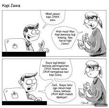 Meme Comic Jawa - biar enak belajar ja renaldi kwikku