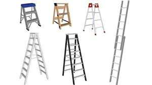 most common ladder types chicago ladder accident lawyer