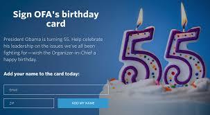 why wishing obama happy birthday may help clinton