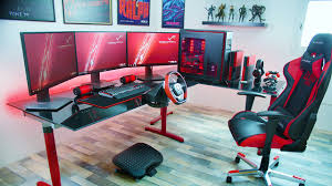 Best Pc Gaming Desk by The Best Gaming Setup Of 2016 Youtube