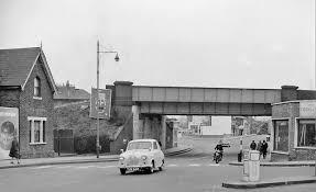 Brockley Lane railway station