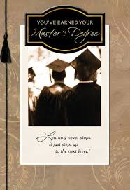 graduation cards earning your master s degree graduation card greeting cards
