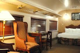 chattanooga choo choo hotel pullman train car hotel rooms