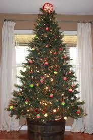 christmas tree garland beads christmas lights decoration