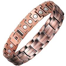 copper bracelet mens images Viterou mens 99 95 pure copper magnetic therapy jpg