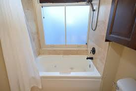 jetted bathtub shower combo pool design ideas