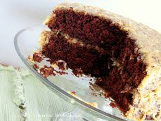upside down german chocolate cake 1 2 cup 1 stick butter or