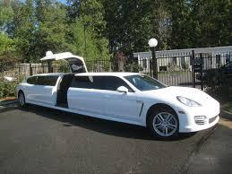 porsche panamera limo limousine service inc transportation va md dc va