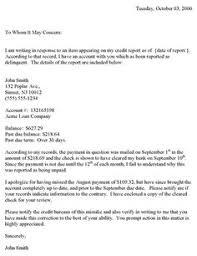 section 609 credit dispute letter sample credit repair secrets