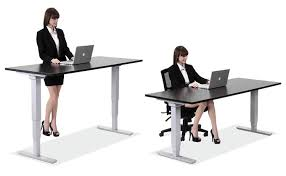 Electric Adjustable Desk by Office Furniture 1 800 460 0858 Trusted 30 Years Experience