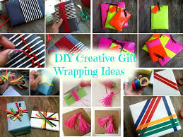 6 diy ways to learn how to wrap a gift part 2