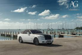 roll royce ghost white ag luxury wheels rolls royce phantom drophead coupe forged wheels