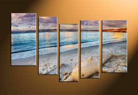 5 piece huge canvas print dolphin canvas photography fish canvas
