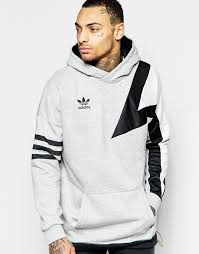 adidas originals hoodie with sleeve print aj7832 where to buy