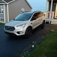 Ford Escape Colors - 2017 escape white gold se 2013 2014 2015 2016 2017 ford