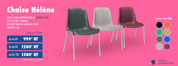Chaise Coque Plastique Empilable Accrochable Non Feu M2 Lot 100 Chaises Coque Chez Collectivités Chaises Empilables