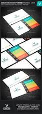 vibrant u0026 creative multi color business card template u003d u003e more at