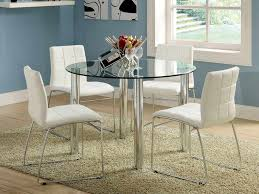 Tall Glass Table Tall Candles Light Holders Own Dining Table Ikea Dining Room
